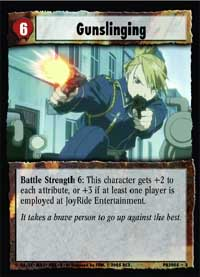 Making The Most Of Fullmetal Alchemist Trading Card Game